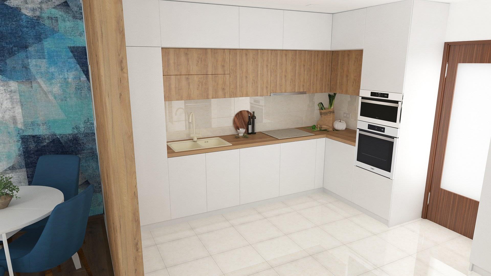 Denim | Kitchen & Living Design 03