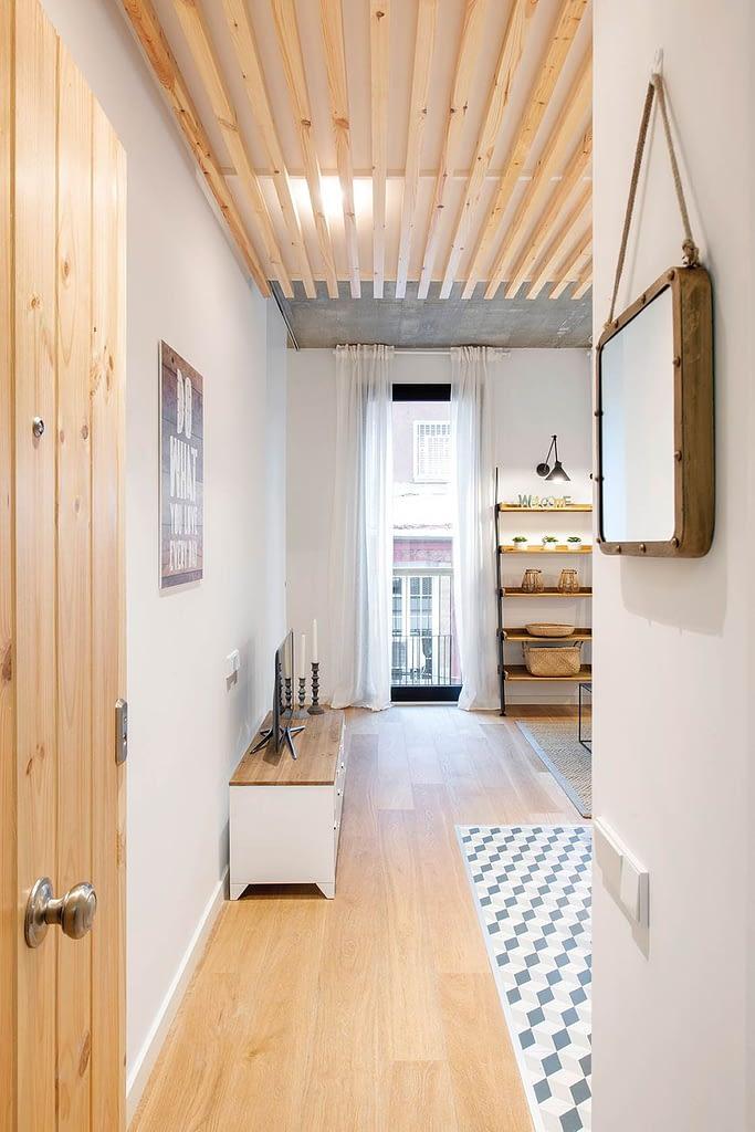 Amenajare simpla si practica intr-un apartament de 55 mp. 10