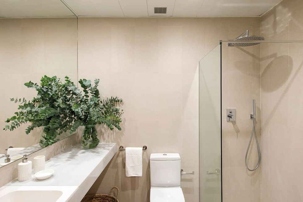 Amenajare simpla si practica intr-un apartament de 55 mp. 12