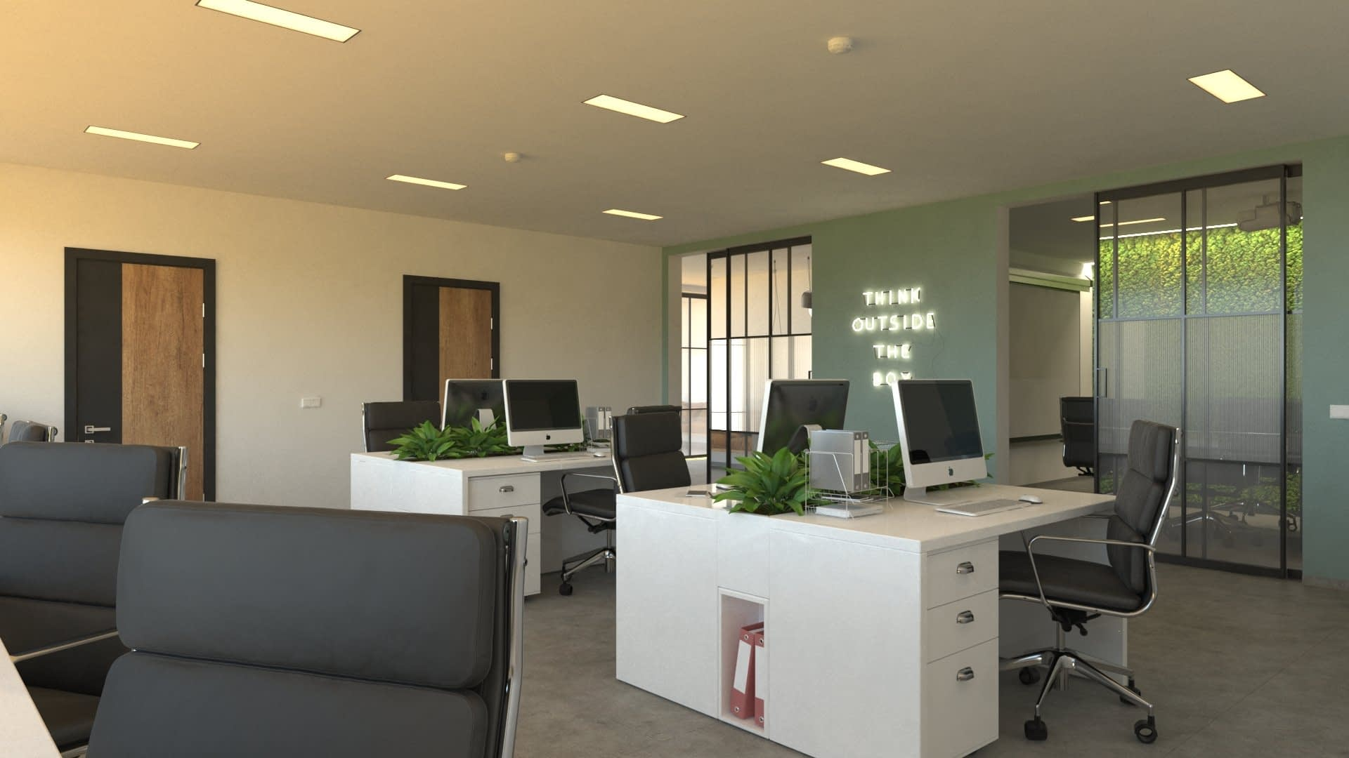 Office Design | Outside The Box 01