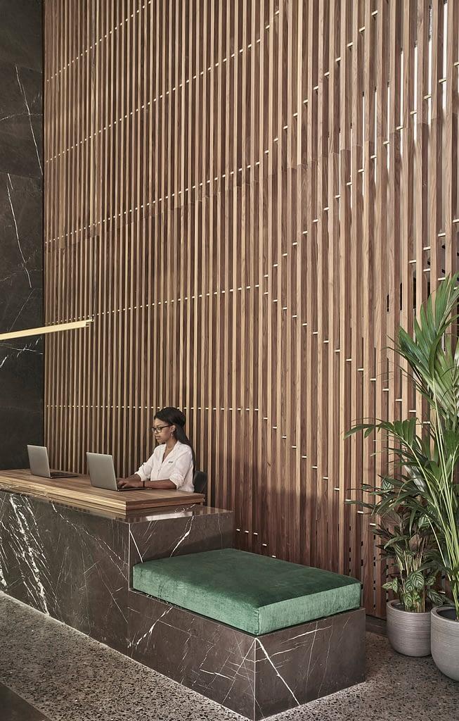 Interior neo-modernist pentru hotelul Perianth din Atena.-09
