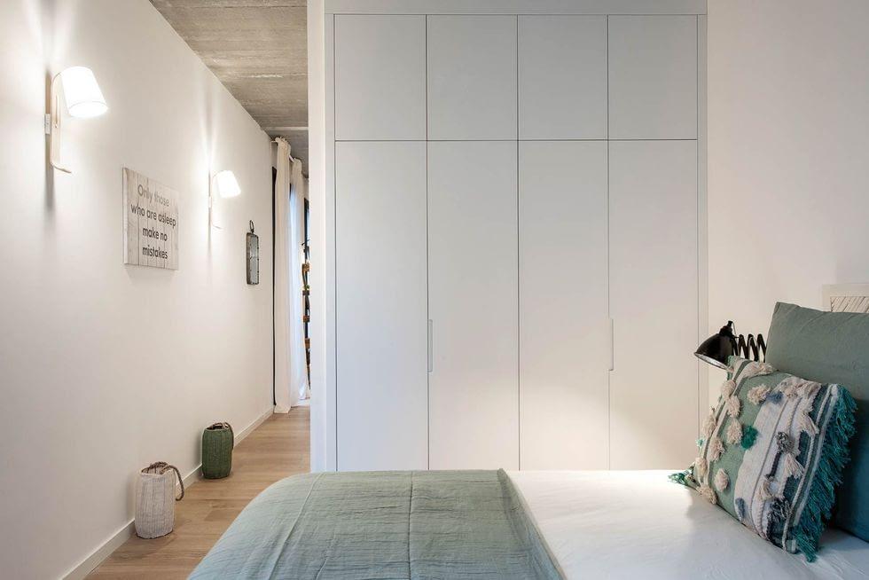 Amenajare simpla si practica intr-un apartament de 55 mp. 7