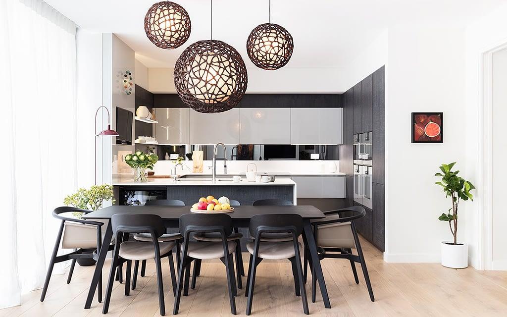 Design de interior contemporan intr-o casa din Londra. 2