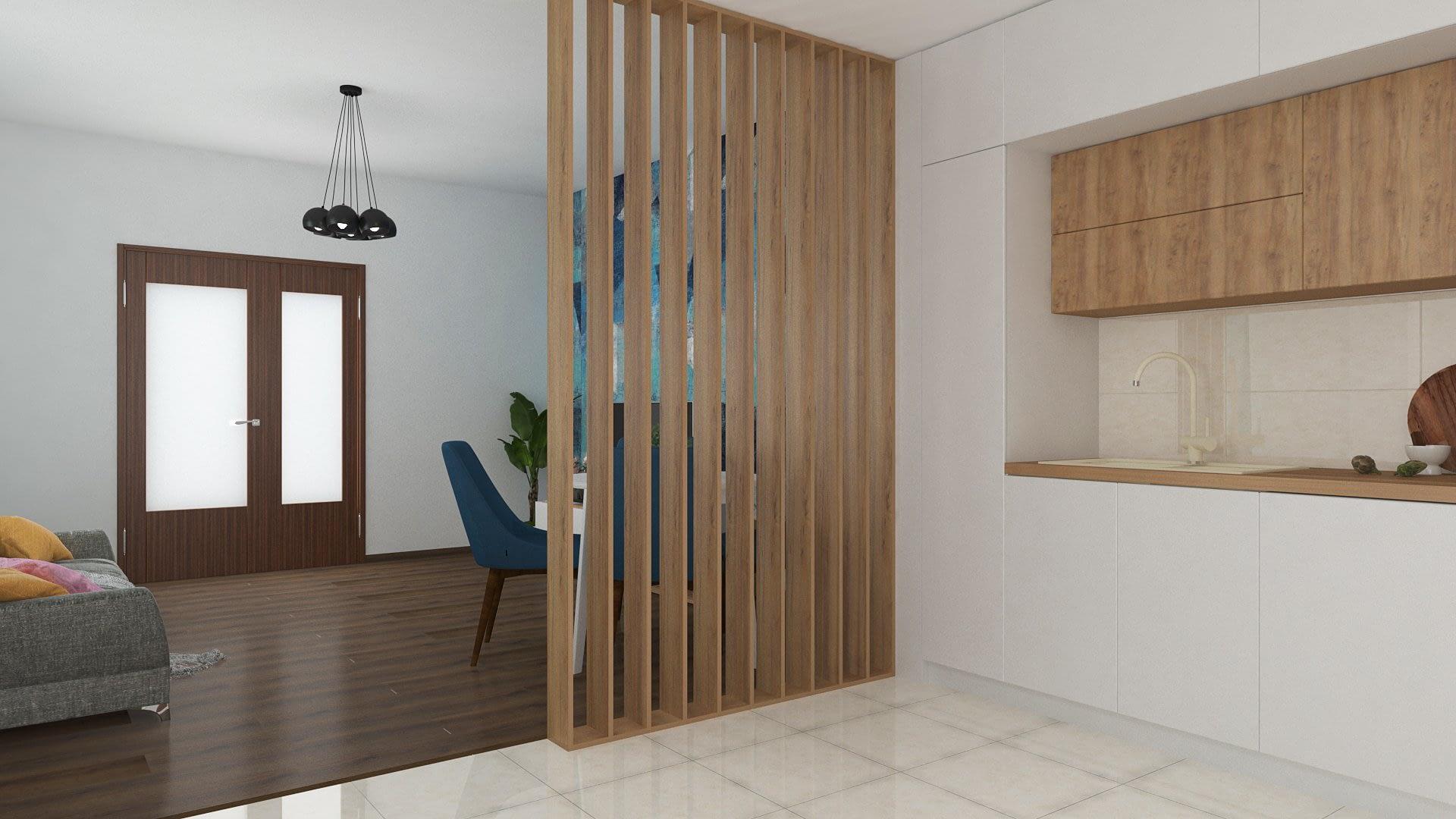 Denim | Kitchen & Living Design 05
