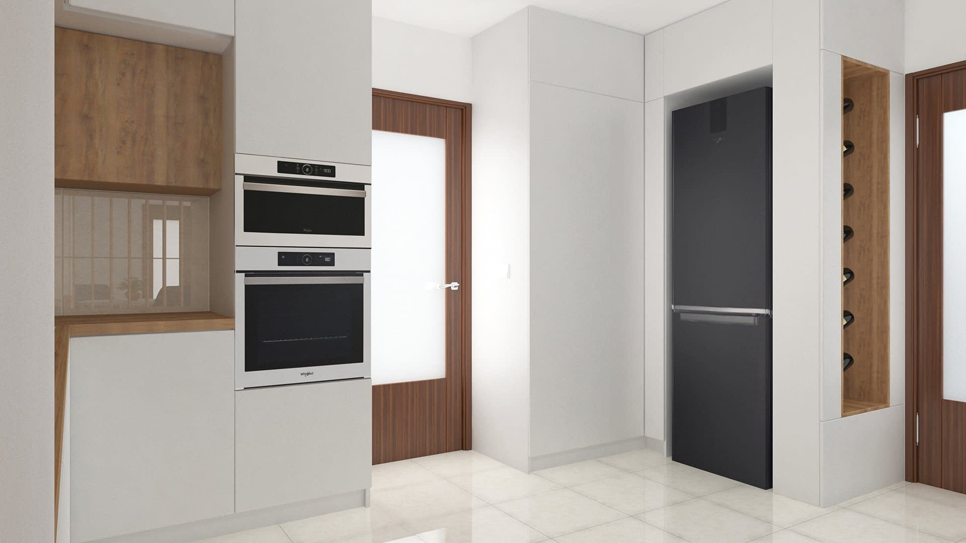 Denim | Kitchen & Living Design 04