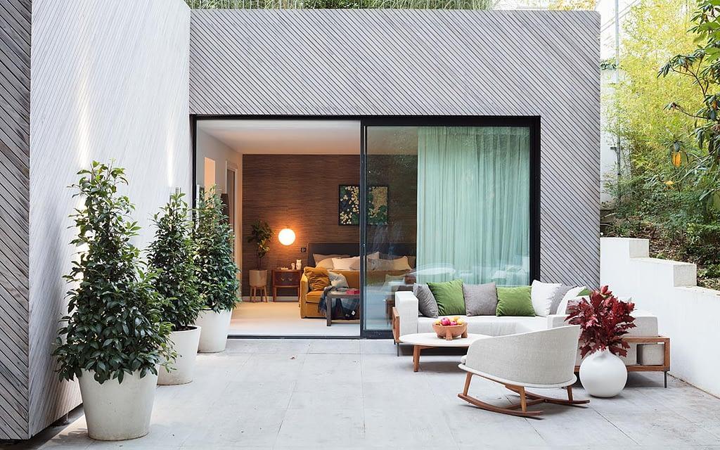 Design de interior contemporan intr-o casa din Londra. 11
