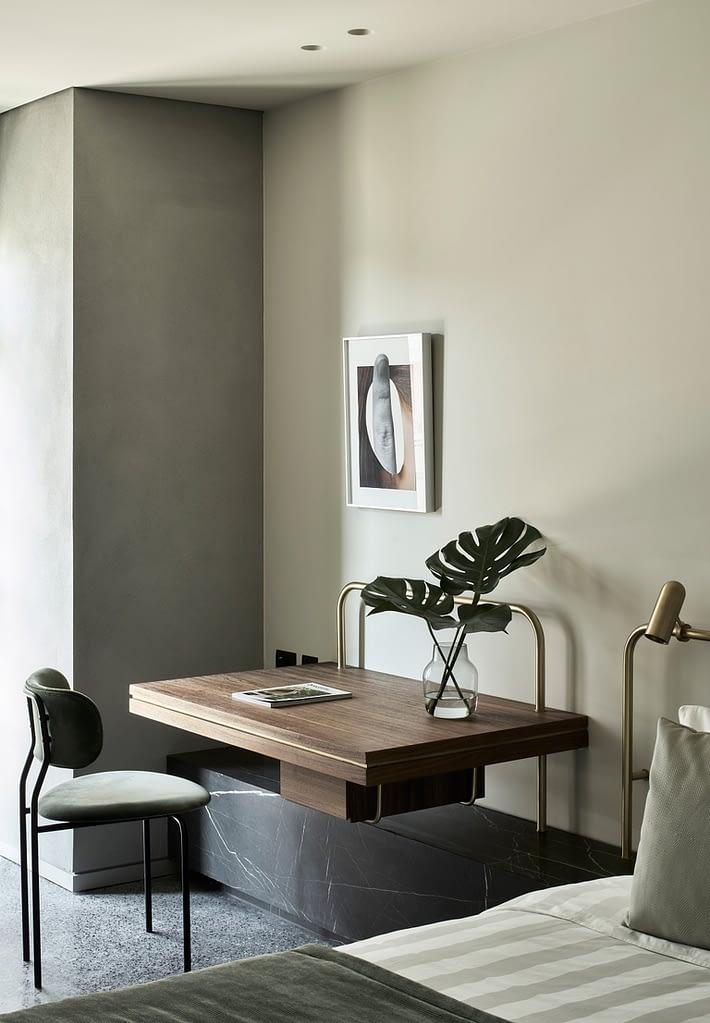 Interior neo-modernist pentru hotelul Perianth din Atena.-05